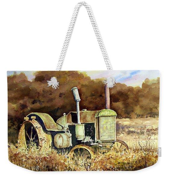 Johnny Popper Weekender Tote Bag