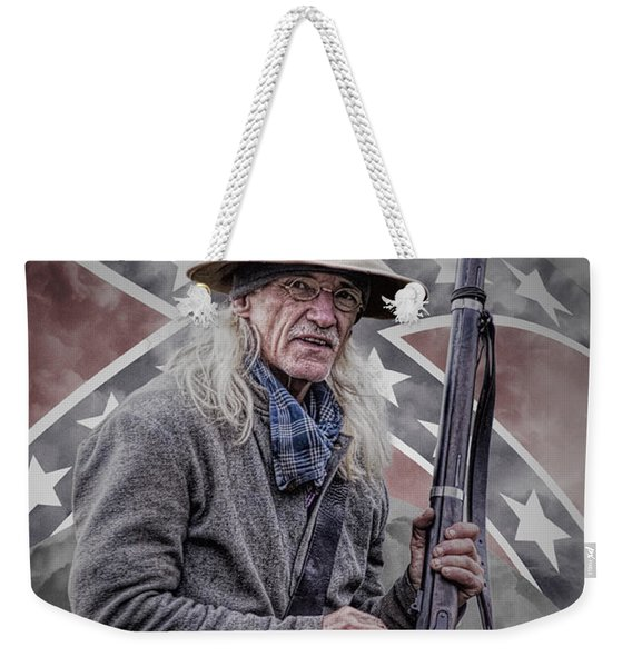 Johnny Reb Weekender Tote Bag