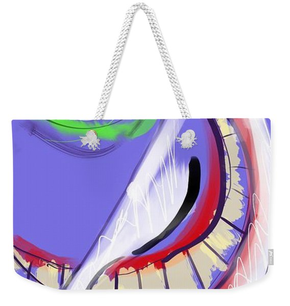 Joker Weekender Tote Bag