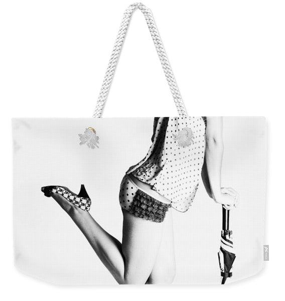Jolley Pinup Weekender Tote Bag
