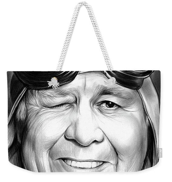 Jonathan Winters Weekender Tote Bag