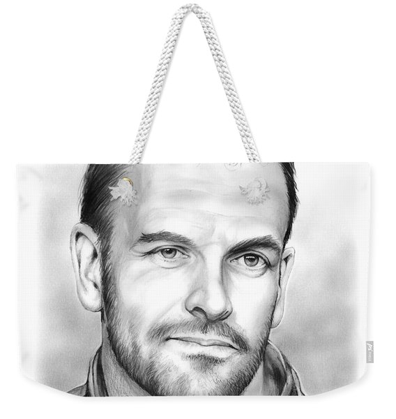 Jonny Lee Miller Weekender Tote Bag