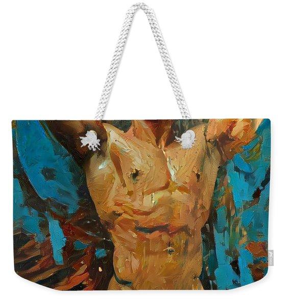 Jorge Weekender Tote Bag
