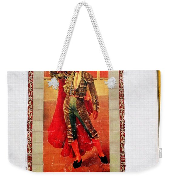 Jose Gomez Ortega Weekender Tote Bag