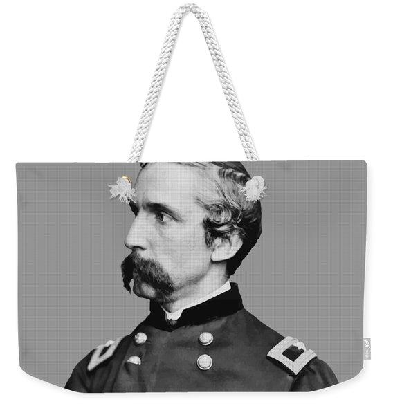 Joshua Lawrence Chamberlain Weekender Tote Bag