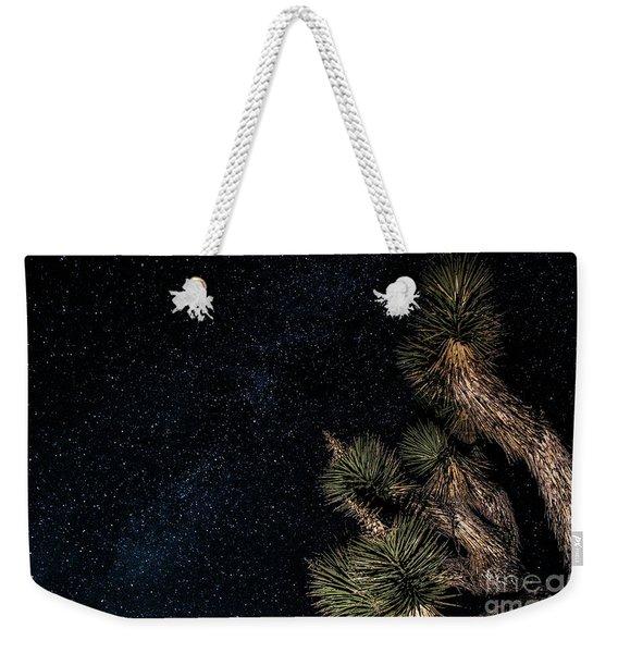 Joshua's Stars Weekender Tote Bag
