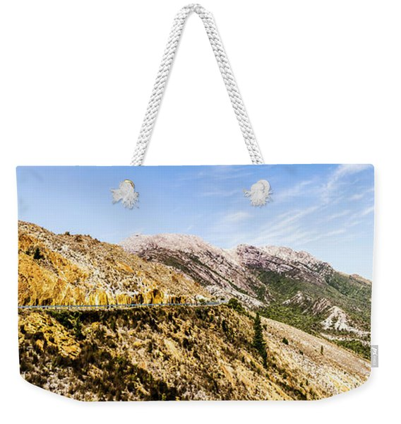 Journey Into The Wild West Weekender Tote Bag