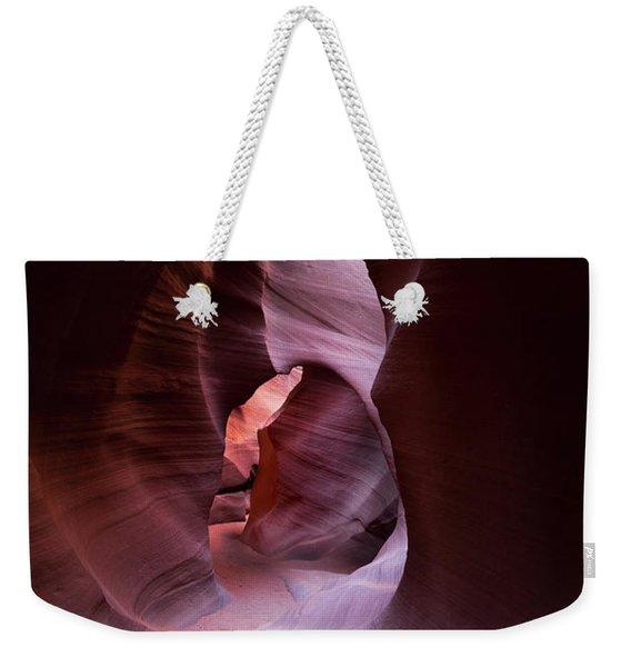 Journey Thru The Shadows Weekender Tote Bag