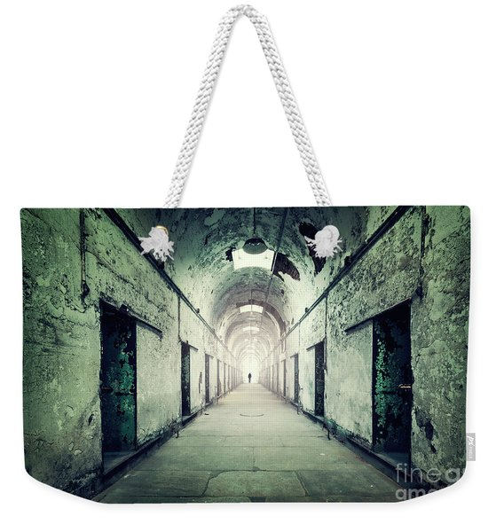 Journey To The Light Weekender Tote Bag