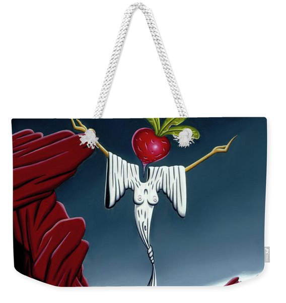 Juggling Act Weekender Tote Bag