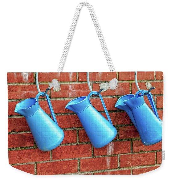 Jugs Weekender Tote Bag