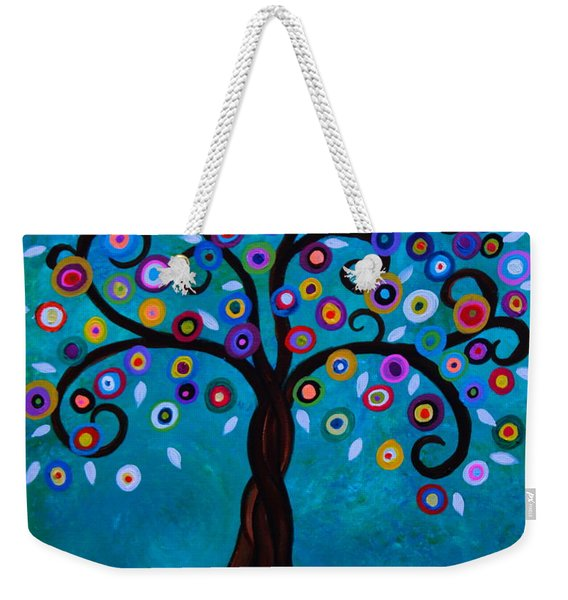 Juju's Tree Weekender Tote Bag