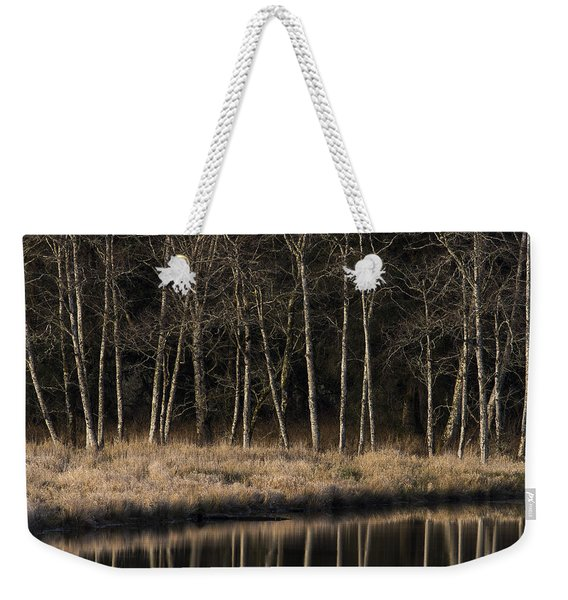 Julia Butler Hansen Refuge For The Columbian White-tailed Deer Weekender Tote Bag