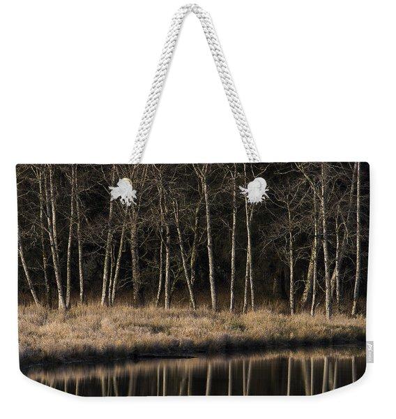 Julia Butler Hansen Refuge For The Columbian White-tailed Deer Weekender Tote Bag