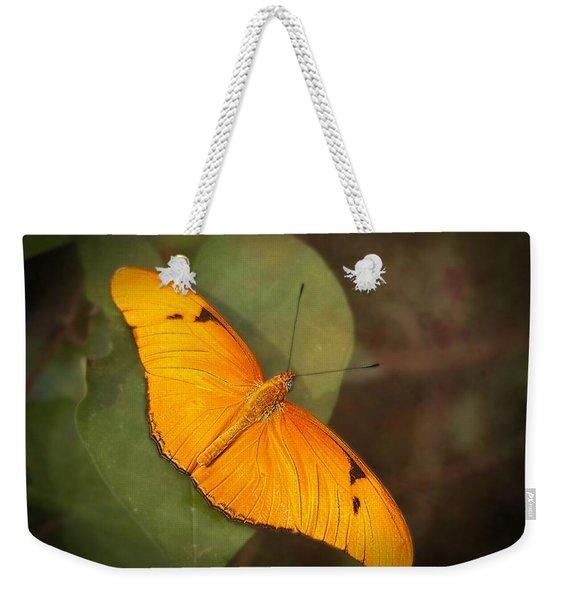 Julia Dryas Butterfly-2 Weekender Tote Bag