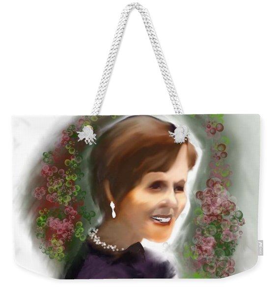 Julia Weekender Tote Bag