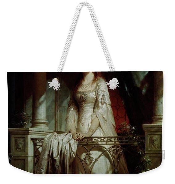 Juliet, 1877 Weekender Tote Bag