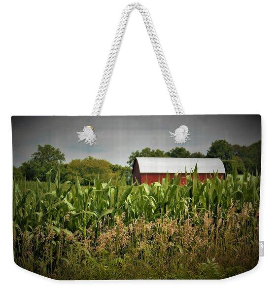 0020 - July Corn Weekender Tote Bag
