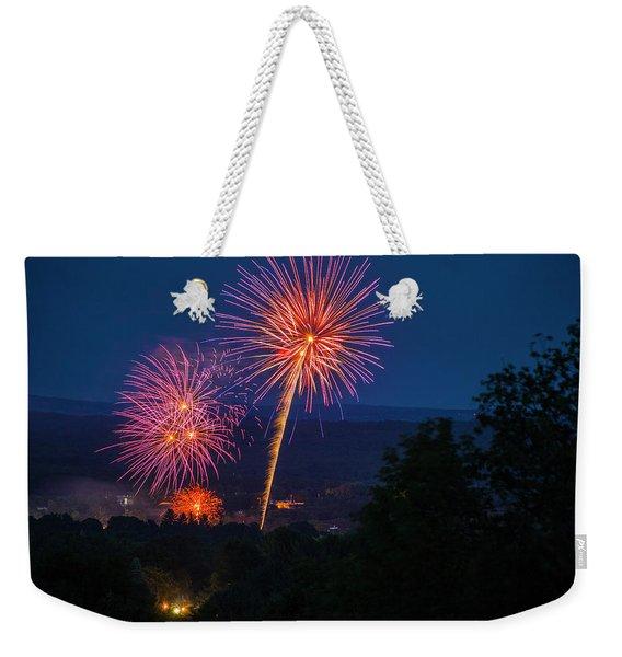 July Fourth Weekender Tote Bag