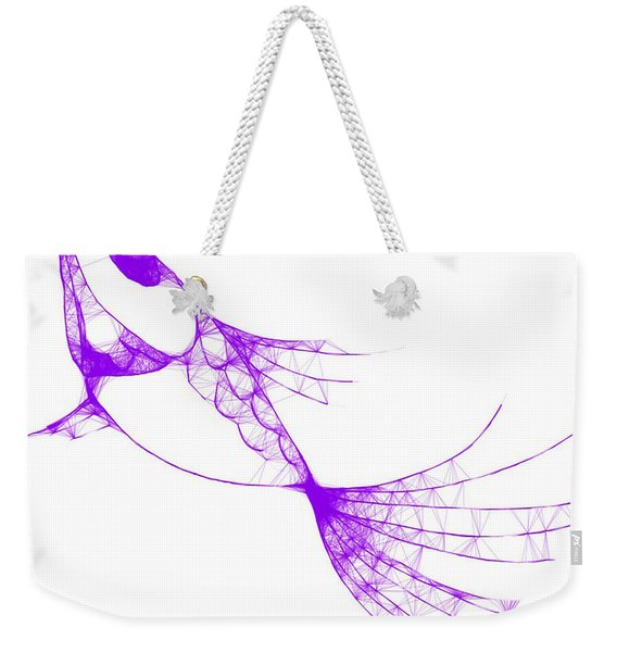 Jump For Joy Weekender Tote Bag