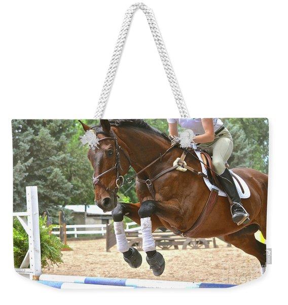 Jumper Weekender Tote Bag