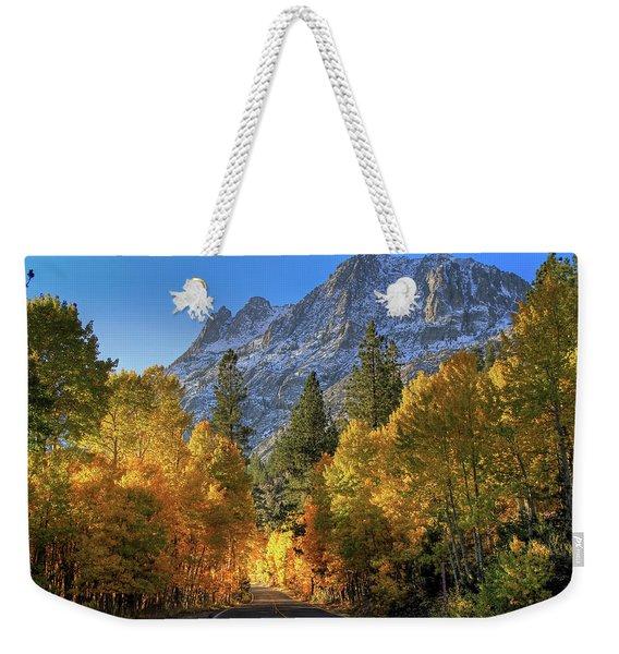 June Lake Loop Weekender Tote Bag