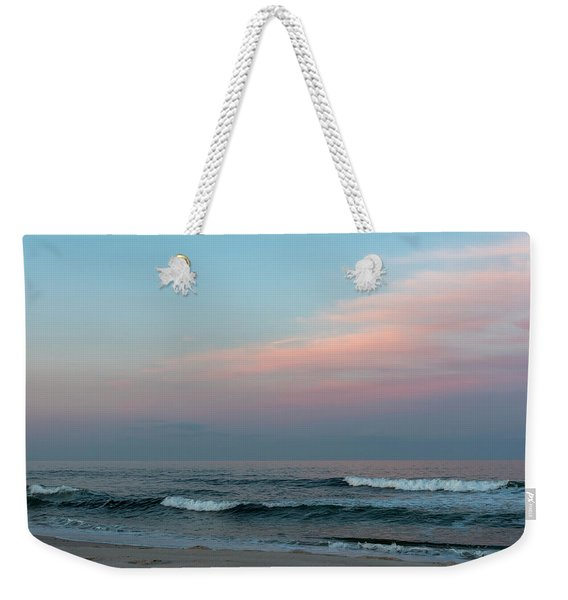 June Sky Seaside New Jersey Weekender Tote Bag