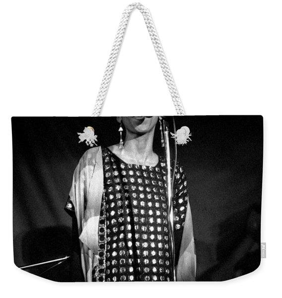 June Tyson Weekender Tote Bag