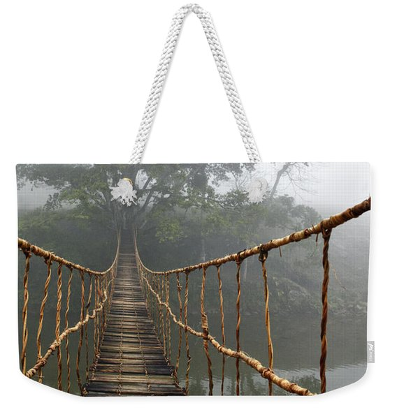 Jungle Journey 2 Weekender Tote Bag