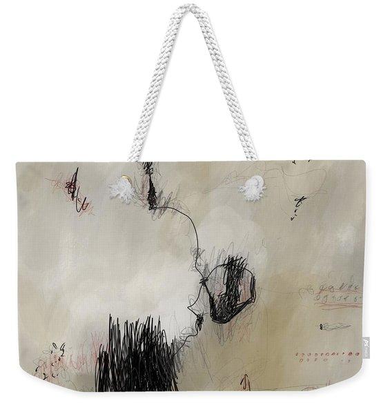 Junior Weekender Tote Bag