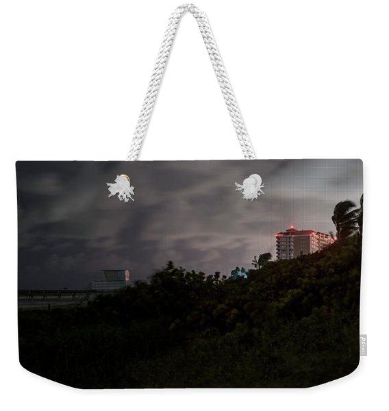 Juno Beach Weekender Tote Bag