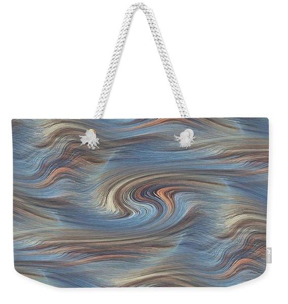 Jupiter Wind Weekender Tote Bag