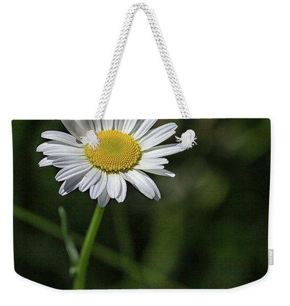 Just A Daisy Weekender Tote Bag