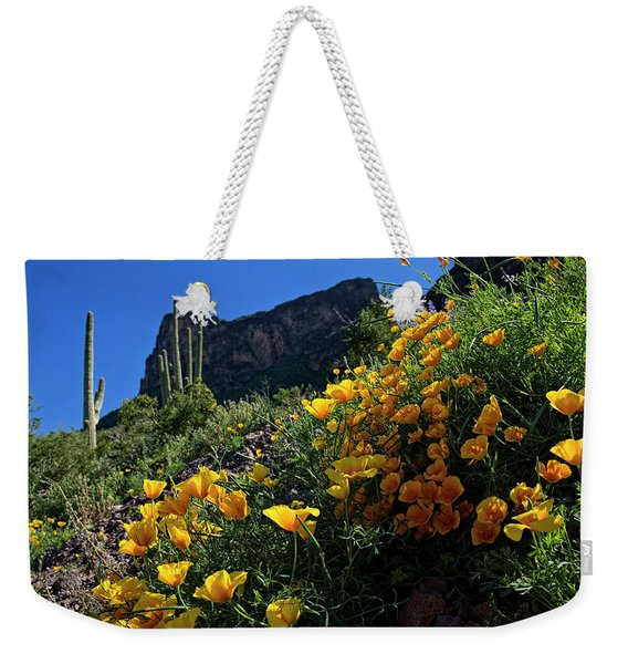 Just A Little Sunshine Weekender Tote Bag