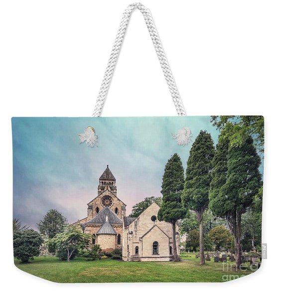 Just A Prayer Away Weekender Tote Bag