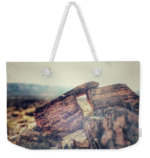 Just A Touch  Weekender Tote Bag