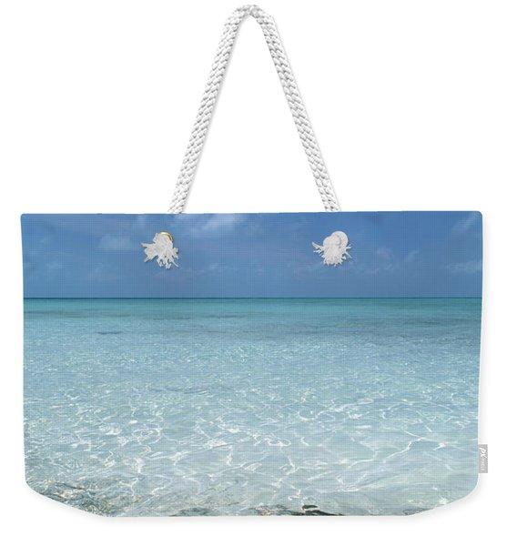 Just Between Us Weekender Tote Bag