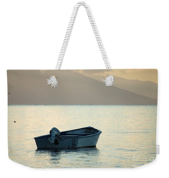 Just Off Molokai Weekender Tote Bag