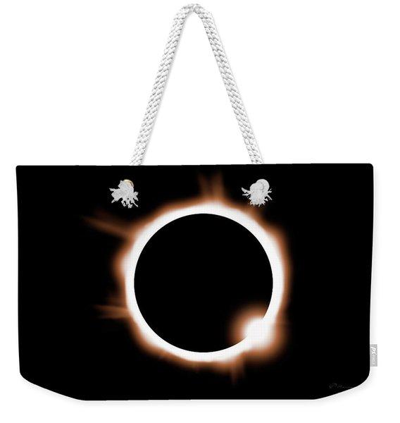 Just One Opportunity Weekender Tote Bag