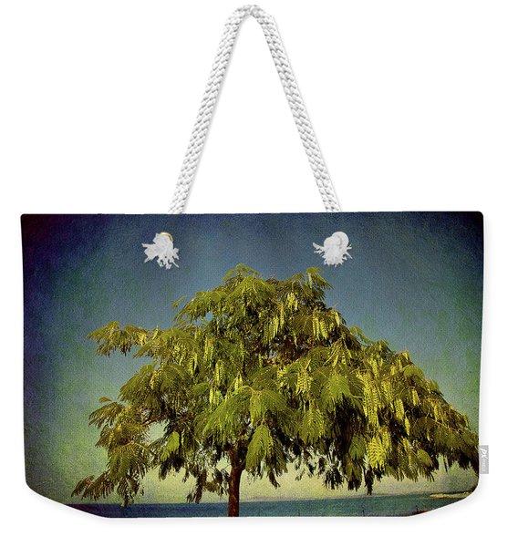 Just One Tree Weekender Tote Bag