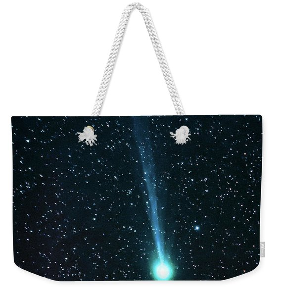 Just Passing Through Weekender Tote Bag