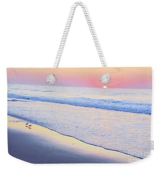 Just The Two Of Us - Jersey Shore Series Weekender Tote Bag