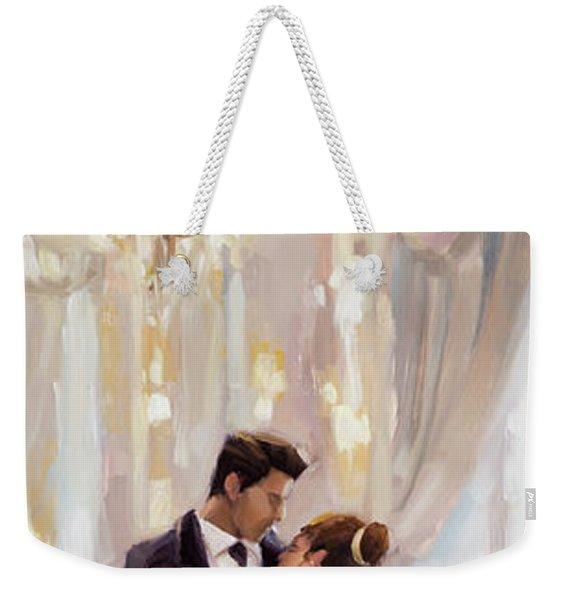 Just The Two Of Us Weekender Tote Bag