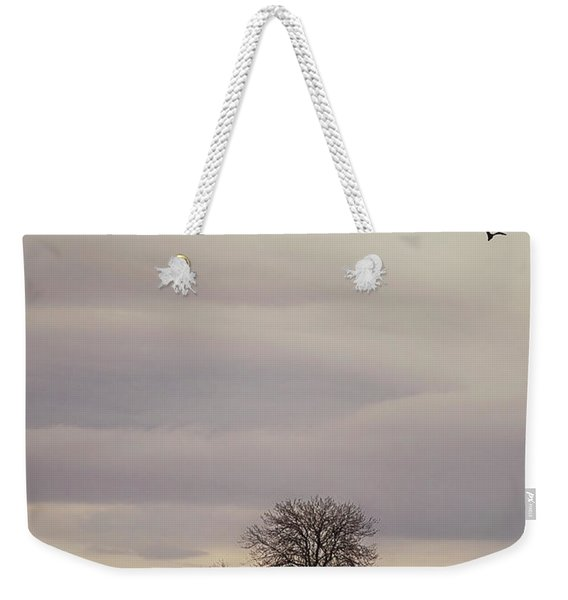 Just To Break Free Weekender Tote Bag