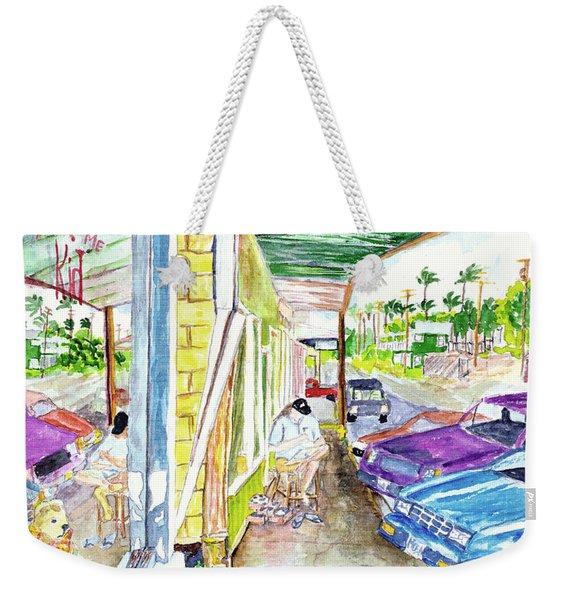 Just You And Me Weekender Tote Bag
