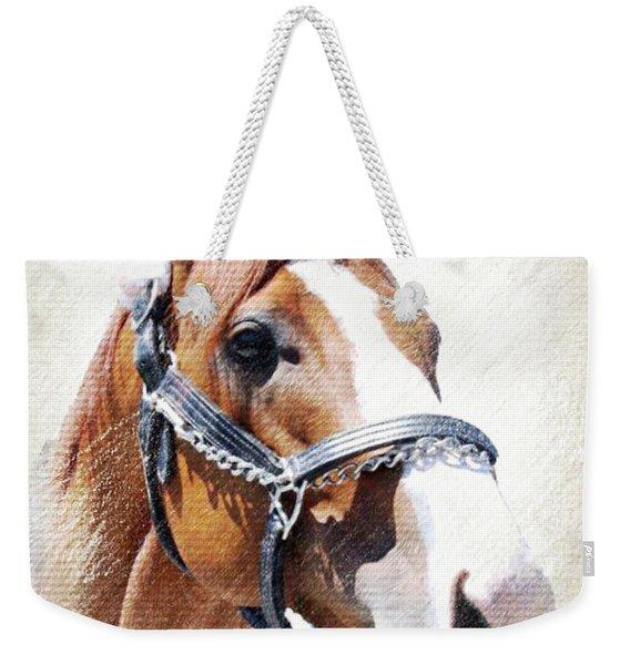 Justify Weekender Tote Bag