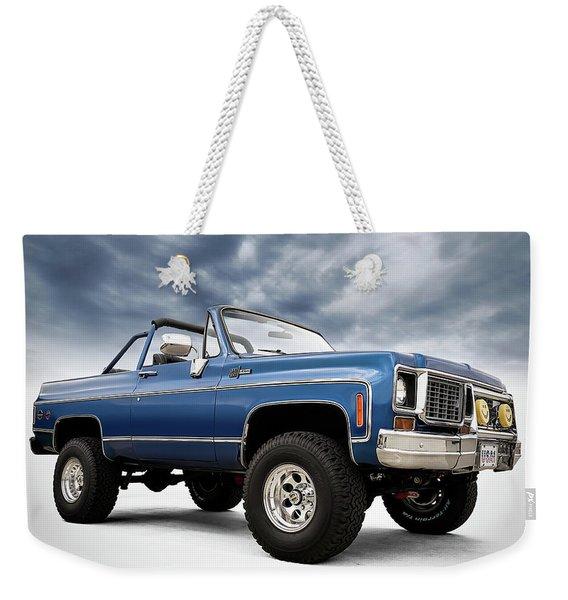 K5 Blazer Weekender Tote Bag