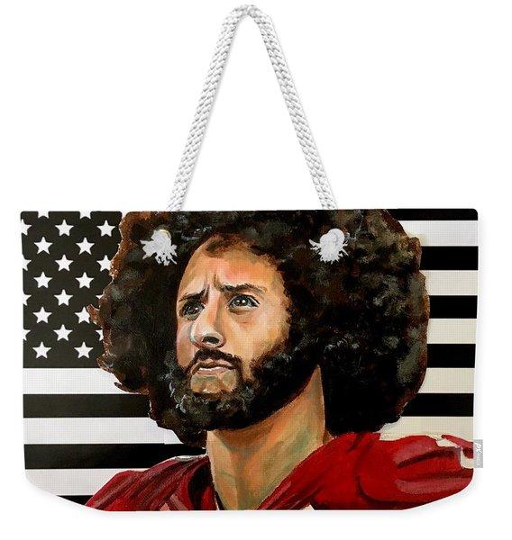 Kaeptain America Weekender Tote Bag