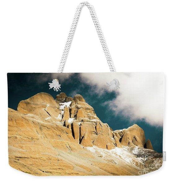 Kailas Kora Himalayas Mountain Tibet Yantra.lv Weekender Tote Bag