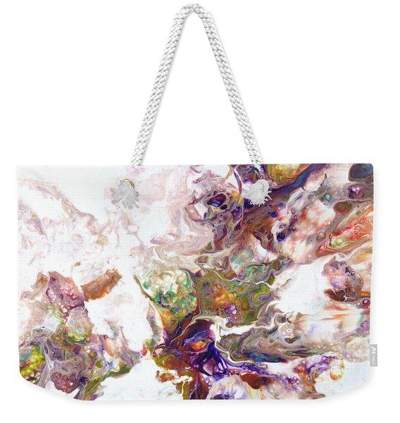 Kaleidescope Of Color Weekender Tote Bag